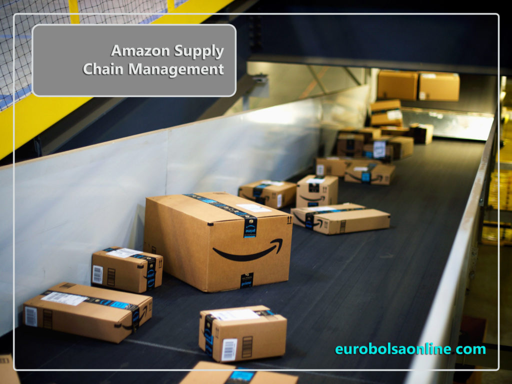 Amazon Supply Chain Management and Third Party Logistics
