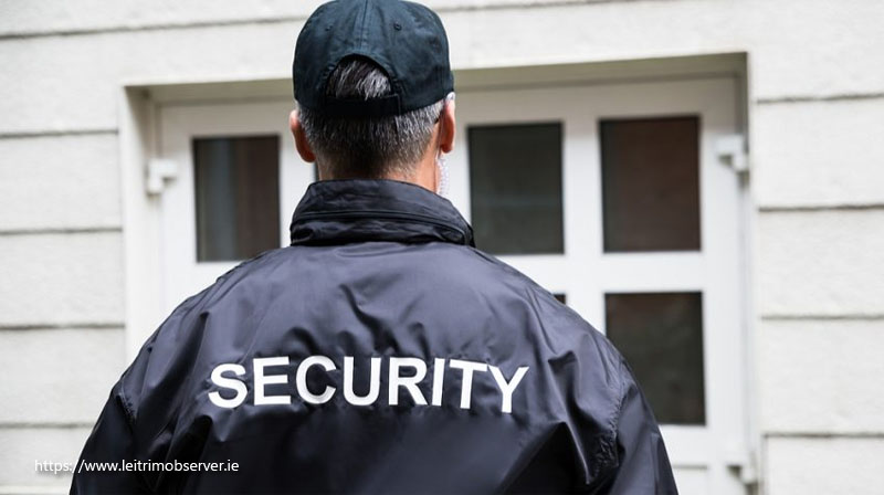 Security Guards Help To Maintain Control
